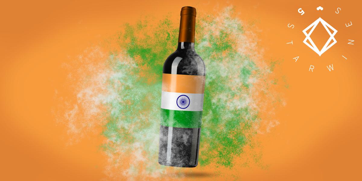 4 cose che dovresti sapere sul mercato del vino indiano
